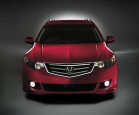 Prices and specifications announced for 2008 Honda Accord Saloon