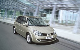 Renault announces prices and specs for 2006 Scenic