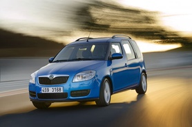 Skoda Roomster prices revealed