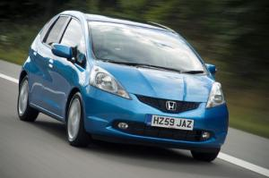 Honda Jazz Special Offer of 0% finance