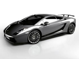The new Lamborghini Gallardo Superleggera