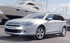 Citroen C5 Tourer prices announced