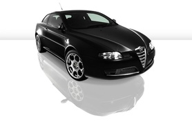 Alfa Romeo launches Limited Edition Alfa GT BlackLine