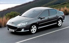 0% finance on new Peugeot 407