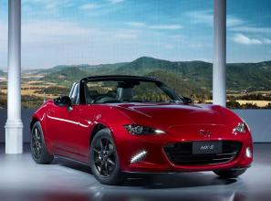 New Mazda MX-5 revealed