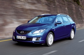 Mazda6 Diesel and Estate models launched in UK
