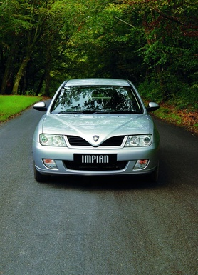 New look for the Proton Impian