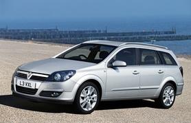 Vauxhall reveals new Astra Estate