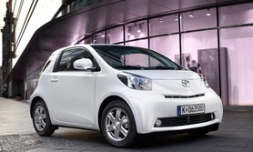 Toyota iQ available to order now