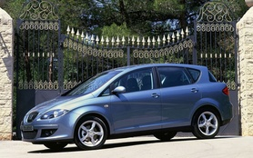 New Seat Toledo official pictures
