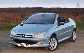 Peugeot 206 CC now available with HDi diesel power