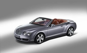 Bentley announces stunning new convertible Continental GTC