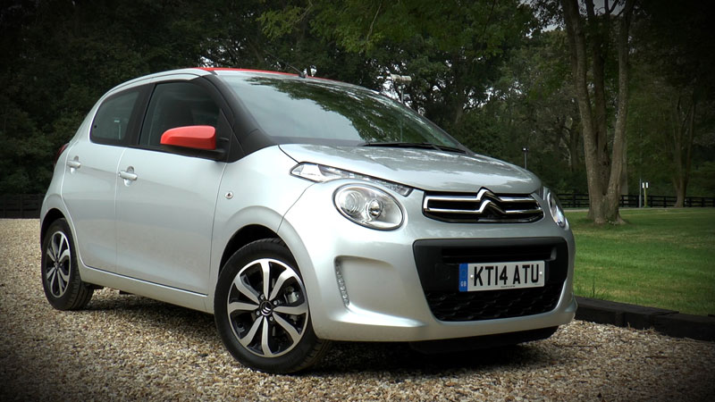 Citroen C1 Video Review