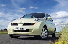 Extra savings on Nissan Micra SE