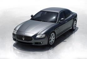 2009 Maserati Quattroporte receives minor updates