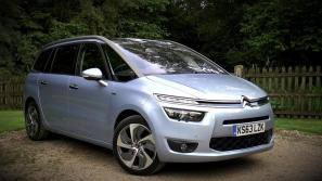 Citroen Grand C4 Picasso Video Review