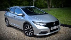 Honda Civic Tourer Video Review