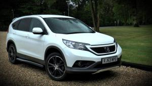 Honda CR-V White Edition Video Review