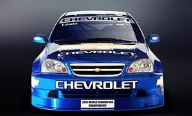 Chevrolet enters 2005 FIA World Touring Car Championship