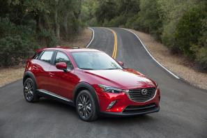 2015 Mazda CX-3 unveiled