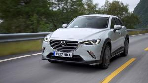 Mazda CX-3 GT Sport Video Review