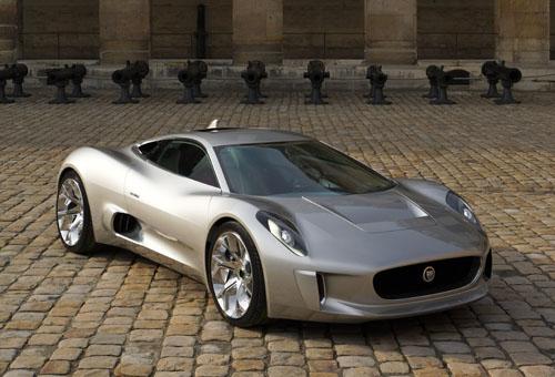 Jaguar to launch C-X75 as a hybrid supercar