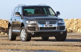 VW Touareg gets revised 3.0-litre V6 TDI
