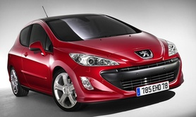 New turbo-charged Peugeot 308 GT THP 175