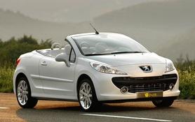 Peugeot 207 CC possibility – 207 EPURE Concept