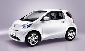 Toyota iQ set to arrive in UK from spring 2009