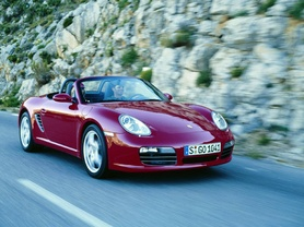New Porsche Boxster Revealed