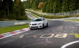 New SEAT Leon Cupra sets new Nordschleife lap record