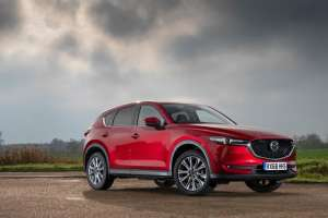 2019 Mazda CX-5 updated with new range-topping model