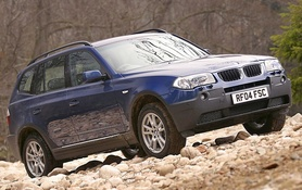 BMW X3 2.0d available in October