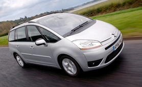 Citroen C4 Picasso prices announced