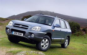 Hyundai Santa Fe receives facelift