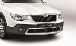 Skoda Superb Outdoor 4x4 Estate launched in time for winter conditions
