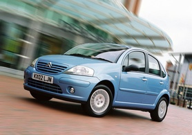 Citroen C3 tops British Insurance Security Awards