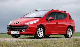 Peugeot 207 SW – The final 207 model