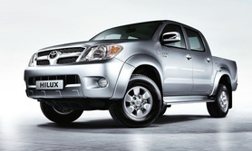 European premiere for the new Toyota Hilux