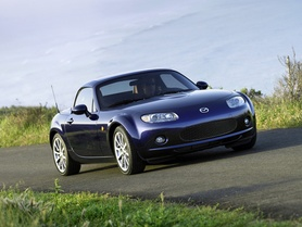 Mazda MX-5 Roadster Coupe prices confirmed