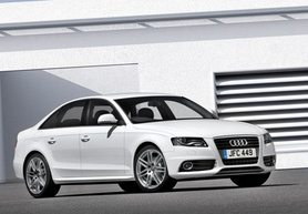 New Audi A4 S line and 1.8 TFSI 120PS models