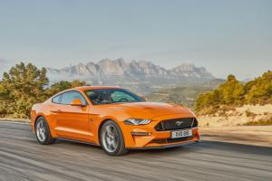 2018 Ford Mustang officially unveiled