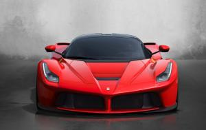 LaFerrari unveiled – just 499 to be made
