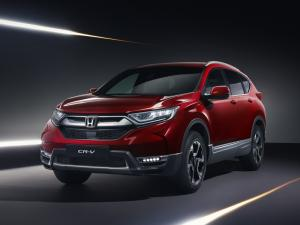New Honda CR-V arrives autumn 2018