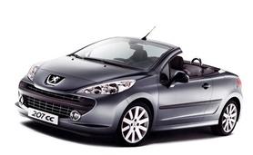 Peugeot 207 CC Coupe Cabriolet