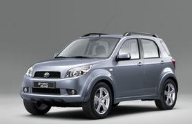 Daihatsu D-compact 4×4 Frankfurt World Premiere