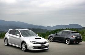 Subaru Impreza 2.5 WRX STI Type UK price announced