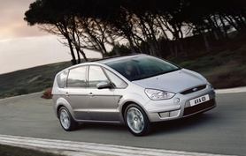 Ford S-MAX voted Car Of The Year 2007