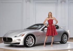 Maserati Granturismo UK premiere in London